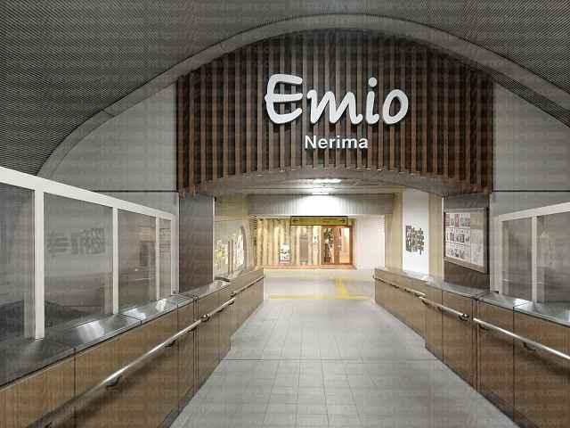 Emio入り口の画像