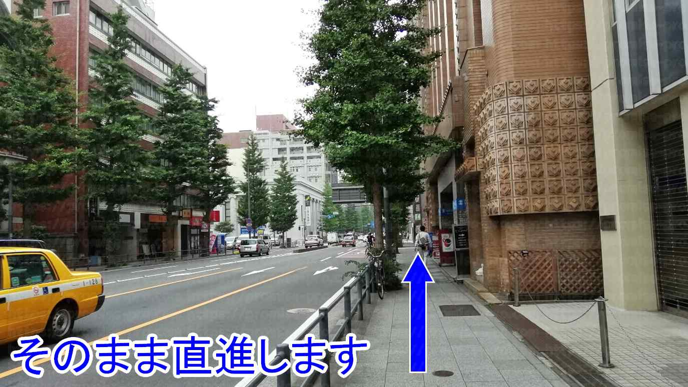通路の画像